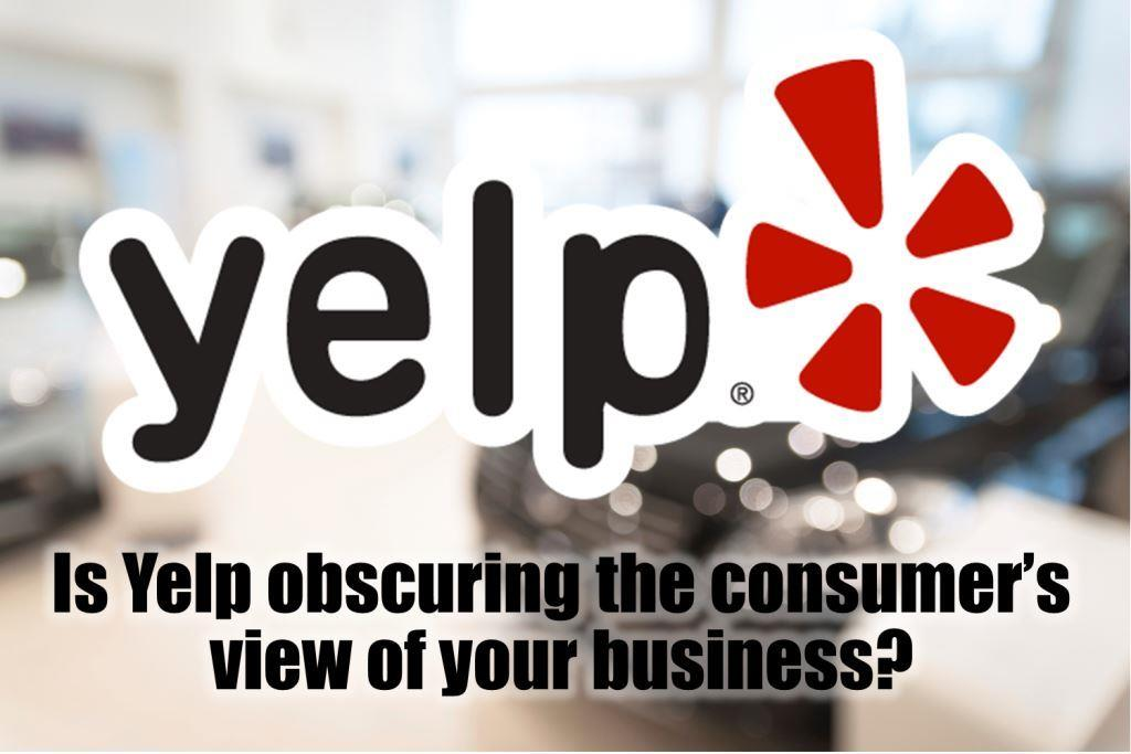 Asking for Yelp