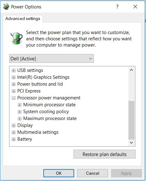 How To Stop Your New Dell Laptop From Overheating & Shutting