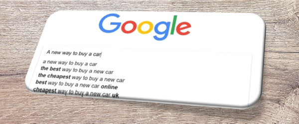A New Way To Buy A Car
