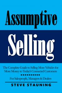 assumptive selling