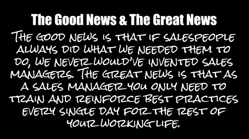 good news great news