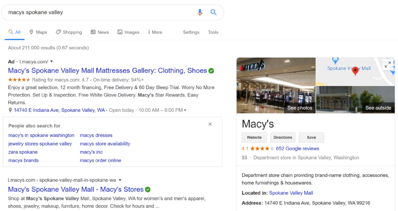 macys wasted digital spend