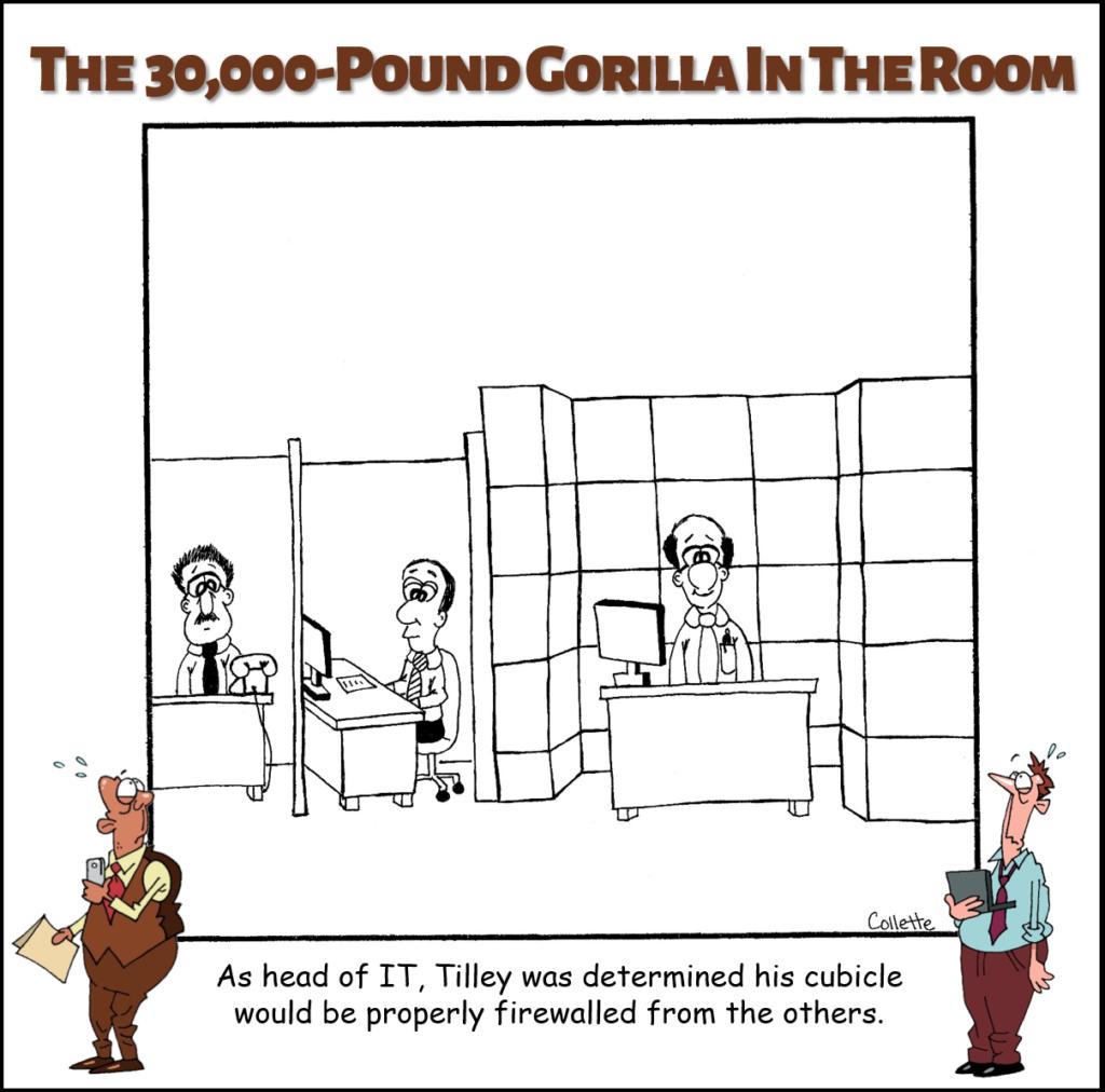 firewalled annoying phrase cartoon