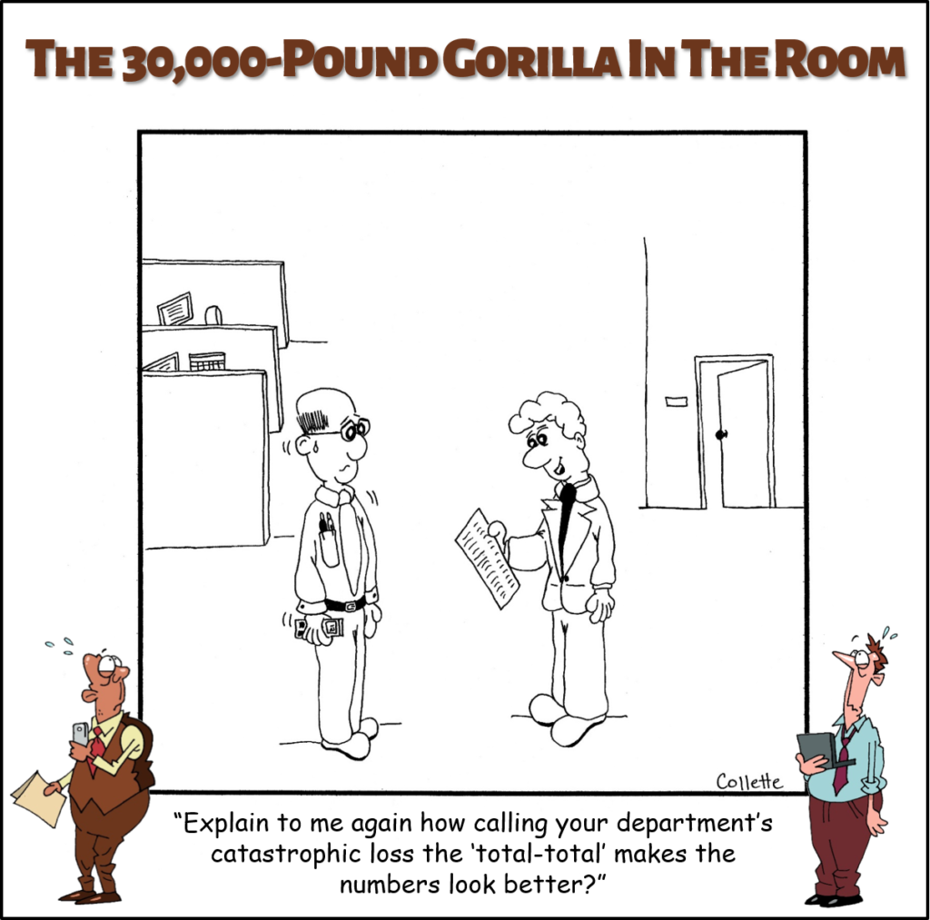 total-total annoying business phrase cartoon